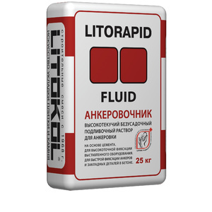 LITORAPID FLUID 25 кг Litokol